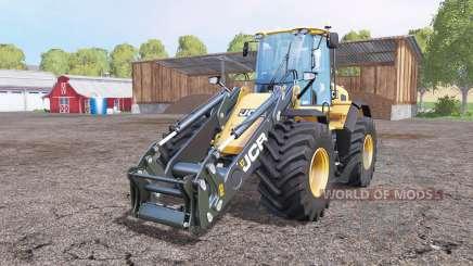 JCB 435S Agri Edition para Farming Simulator 2015