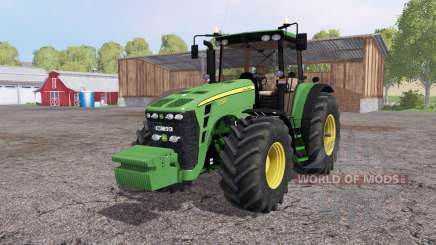 John Deere 8330 weight para Farming Simulator 2015