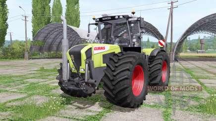 CLAAS Xerion 3800 Trac VC wide tyre para Farming Simulator 2017