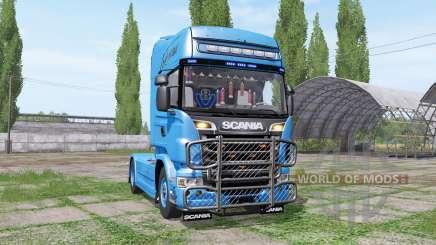 Scania R730 Topline 2010 v1.0.0.1 para Farming Simulator 2017