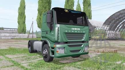 Iveco Stralis Low Cab v1.3 para Farming Simulator 2017