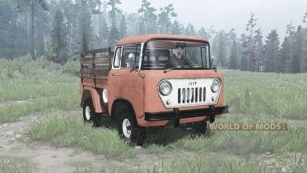 Jeep FC-150 para MudRunner