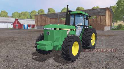 John Deere 4850 weight para Farming Simulator 2015