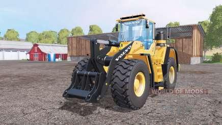 Volvo L180F v6.1 para Farming Simulator 2015