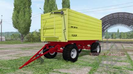 Conow HW 180 V9 v9.0 para Farming Simulator 2017