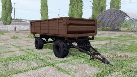 2ПТС-6 para Farming Simulator 2017