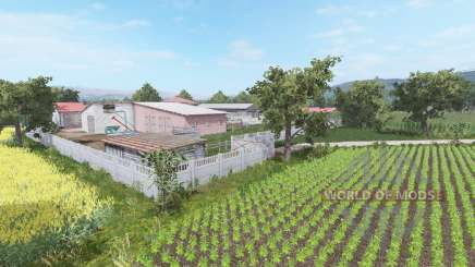 Adikomorowo v3.0 para Farming Simulator 2017