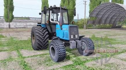 MTZ 892 Bielorrússia v3.1 para Farming Simulator 2017