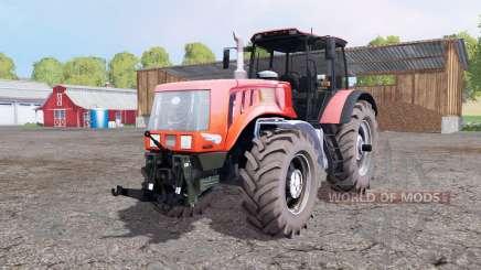 Bielorrússia 3022ДЦ.1 4x4 para Farming Simulator 2015
