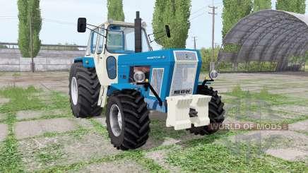 Fortschritt Zt 403 weight para Farming Simulator 2017