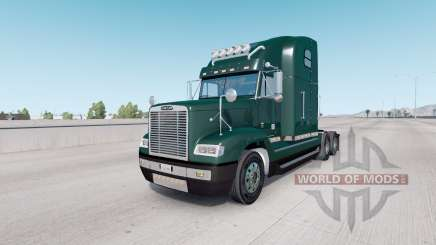 Freightliner FLD v2.0 para American Truck Simulator