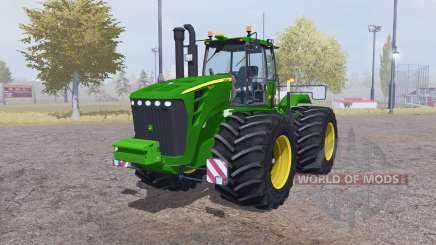 John Deere 9630 terrabereifung para Farming Simulator 2013
