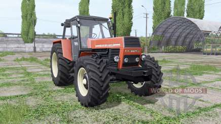 Zetor 12145 more configurations para Farming Simulator 2017