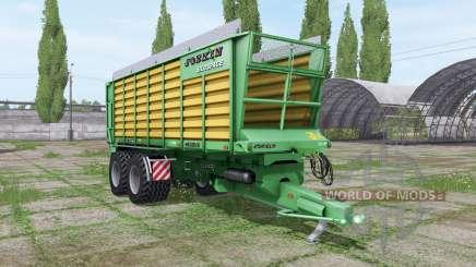 JOSKIN Silospace 22-45 pack para Farming Simulator 2017