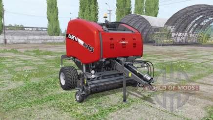 Case IH RB 465 v1.1.1 para Farming Simulator 2017