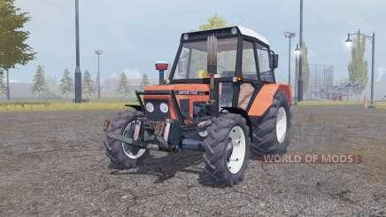 Zetor 7245 horal system para Farming Simulator 2013