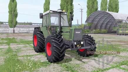 Fendt Favorit 611 LSA Turbomatik E dynamic hose para Farming Simulator 2017