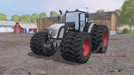 Fendt 936 Vario SCR twin wheels para Farming Simulator 2015