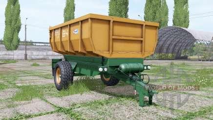Hodgep EB-4 v1.0.0.1 para Farming Simulator 2017