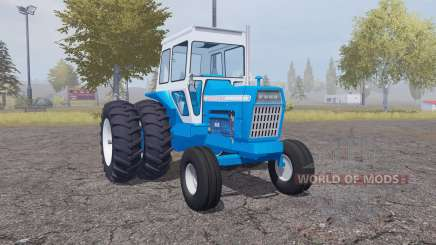 Ford 8000 dual rear para Farming Simulator 2013