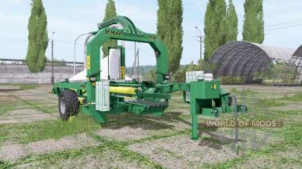 McHale 998 realistic para Farming Simulator 2017