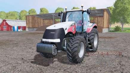 Case IH Magnum 340 CVX Silver Edition para Farming Simulator 2015