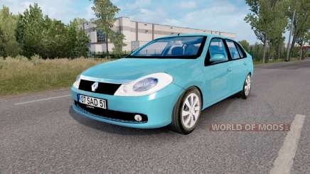 Renault Symbol 2009 v1.1 para Euro Truck Simulator 2