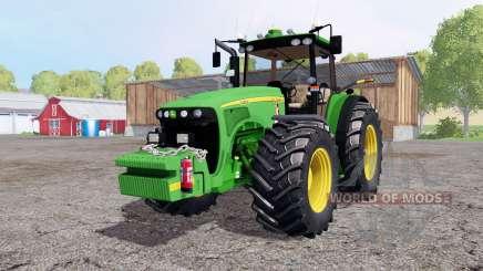 John Deere 8520 weight para Farming Simulator 2015