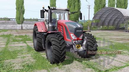 Fendt 980 Vario extreme para Farming Simulator 2017