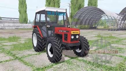 Zetor 7245 front loader para Farming Simulator 2017