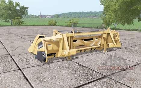 Geringhoff MS-SC600-F para Farming Simulator 2017