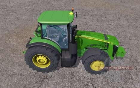 John Deere 8360R weight para Farming Simulator 2013