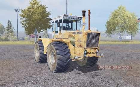 RABA Steiger 250 interactive control para Farming Simulator 2013