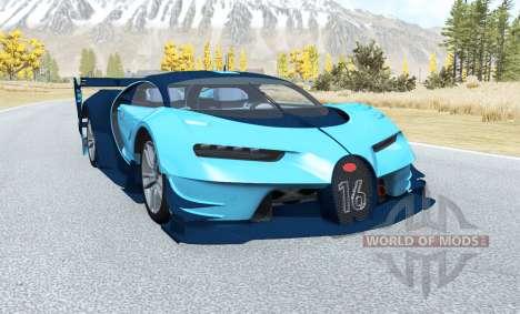 Bugatti Vision Gran Turismo 2015 para BeamNG Drive