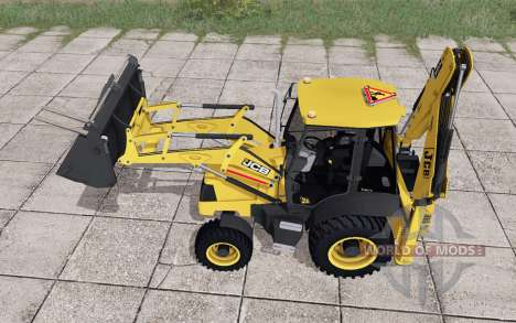 JCB 3CX ECO pack para Farming Simulator 2017