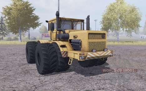 Kirovets K 700A rodas duplas para Farming Simulator 2013