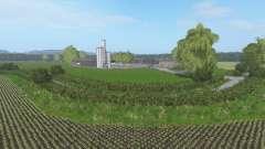 Spring Meadow Farm para Farming Simulator 2017
