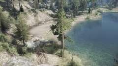Frontier Trails para MudRunner