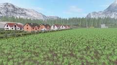 Italiano fazenda para Farming Simulator 2017