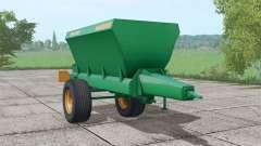 AMAZONE ZG-B 6001 para Farming Simulator 2017