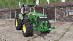 John Deere 8130 real sound para Farming Simulator 2017
