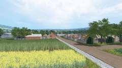 Srednia Wies v6.0 para Farming Simulator 2015