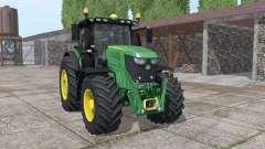John Deere 6250R v0.9 para Farming Simulator 2017