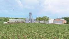 Kujawska Dolina v1.5 para Farming Simulator 2015