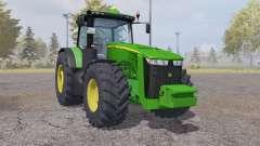 John Deere 8360R weight para Farming Simulator 2013