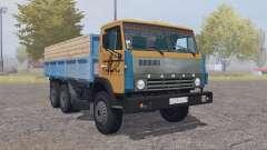 KamAZ 55102 6x6 v6.0 para Farming Simulator 2013