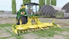 John Deere 9900i para Farming Simulator 2017