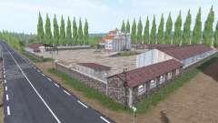 Grande Plaine para Farming Simulator 2017
