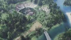 Crystal River 4 para Spin Tires