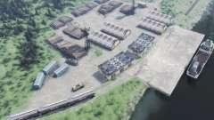 Floresta de terminal